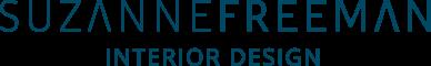 Suzanne Freemans Interior Design Logo